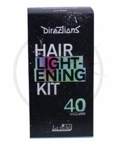 Kit Décoloration des Cheveux Vol 40 – Directions | Color-Mania