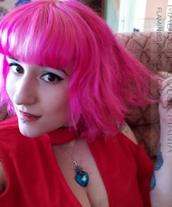 Merci Madison :) Coloration Cheveux Flamand Rose - Directions   Color-Mania