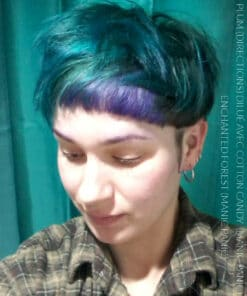 Merci Tif Touf :) Coloration Cheveux Vert Enchanted Forest – Manic Panic | Color-Mania