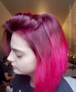 Merci Alexyane :) Coloration Cheveux Rose Cerise - Directions | Color-Mania
