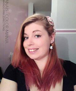 Rose Flamand Rose verdünnt - Danke Anaïs :) Haarfarbe Flamingo Rose - Anfahrt