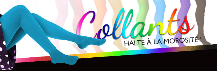 collant color mania