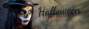promociones de color de halloween manía
