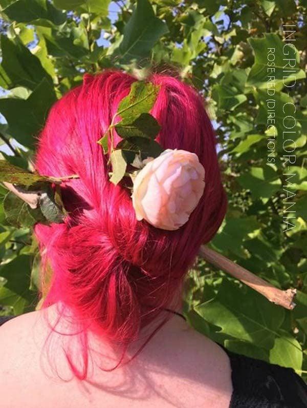 Gracias Ingrid :) Red Hair Color Rose - Direcciones | Color-Mania