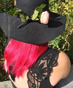 Merci Ingrid :) Coloration Cheveux Rouge Rose - Directions   Color-Mania