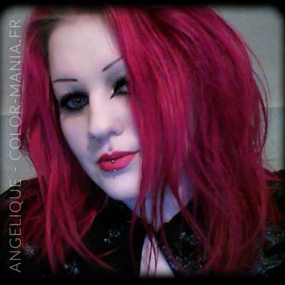 ce produit est dans votre wishlist parcourir la wishlist coloration cheveux - Coloration Cheveux Framboise