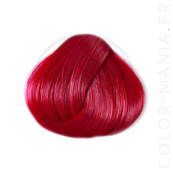 Coloration Cheveux Rouge Rose - Directions   Color-Mania