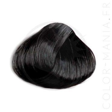 Hair Color Black Ebony - Direcciones | Color-Mania