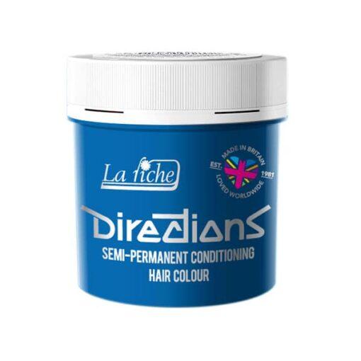 Coloration Cheveux Bleu Lagon – Directions | Color-Mania
