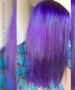 Merci Elisa :) Coloration Cheveux Rose Cerise - Directions | Color-Mania