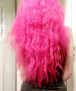 Merci Jeanne :) Coloration Cheveux Rose Cerise - Directions   Color-Mania