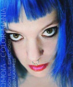 Merci Momoia :) Coloration Cheveux Bleu Lagon – Directions | Color-Mania