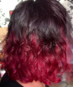 Merci Pauline :) Coloration Cheveux Rose Cerise - Directions | Color-Mania