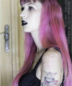 Merci Alyssa ! :) - Coloration Cheveux Rose Cerise - La Riché Directions - Color-Mania