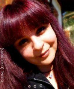 Merci Delphine :) Coloration Cheveux Rouge