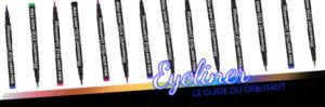 Mettre de l'eyeliner Color Mania