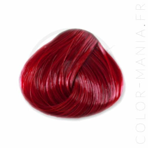 """Coloration Cheveux Rouge """"Rubine"""" - Directions 