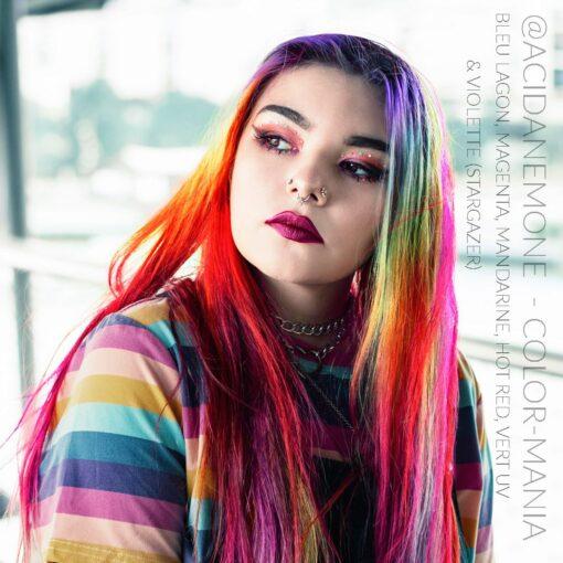 Merci Morgane :) Coloration Cheveux Mandarine – Stargazer | Color-Mania