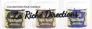 Colorations Cheveux La Riché Directions