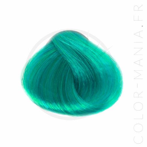 Coloration Cheveux Vert Tropical - Stargazer | Color-Mania