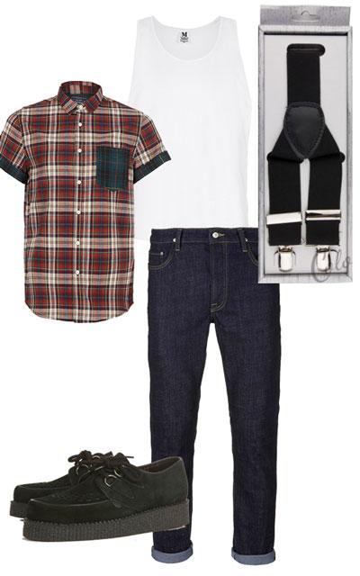 Style vestimentaire rockabilly homme la mode des robes - Style rockabilly homme ...
