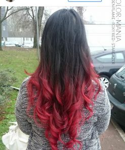 Rouge - Merci Nahi :) Coloration Cheveux Golden Flame - Stargazer