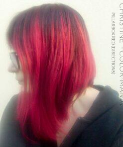 Merci Christine :) Coloration Cheveux Rouge