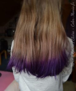 Hair Color Violet Prune - Direcciones