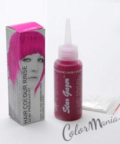 Colorazione dei capelli UV rosa fluo - Stargazer