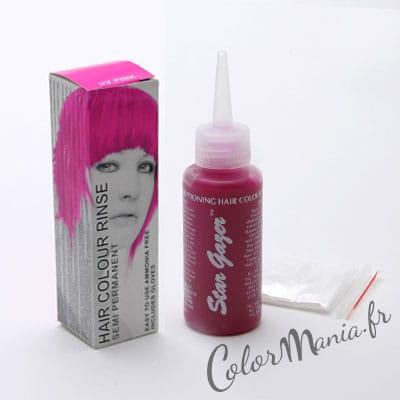 coloration permanente rose pour cheveux - Coloration Permanente Rose