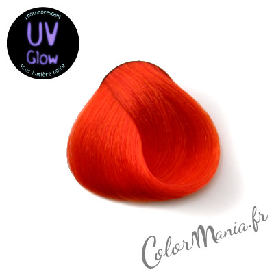 Coloration Cheveux Rouge UV – Stargazer