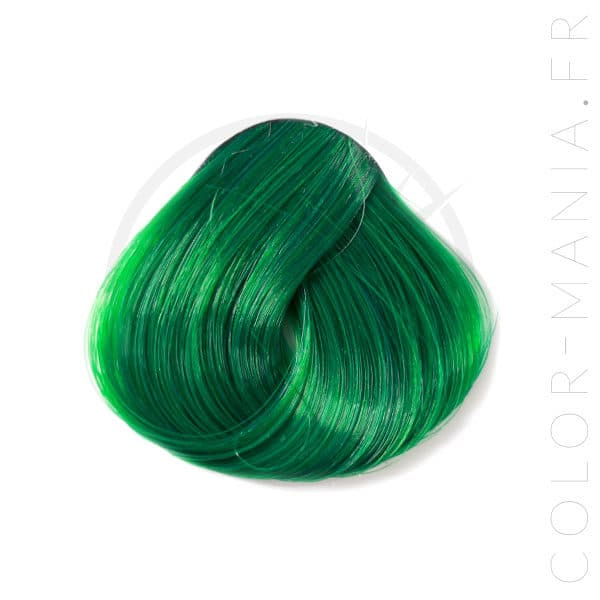Coloration Cheveux Vert Pomme – Directions   Color-Mania