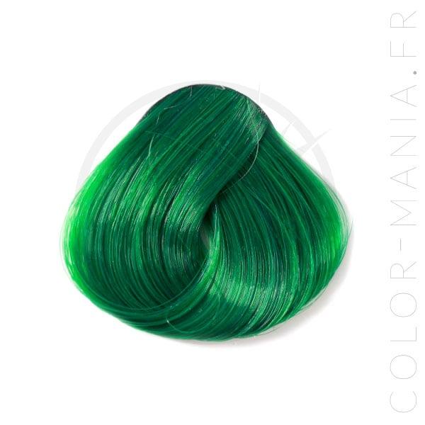Color verde del cabello de Apple - Direcciones | Color-Mania