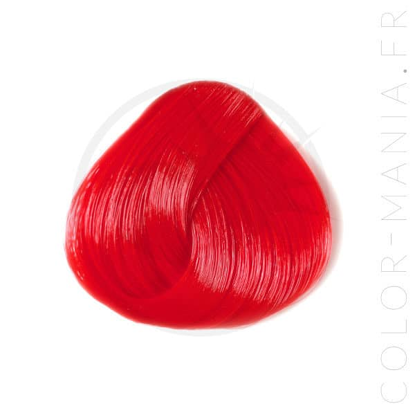 "Coloration Cheveux Rouge ""Fire"" – Directions 