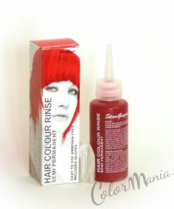 Llama roja para el cabello - Stargazer