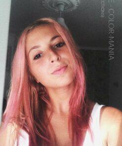 Merci Yasmine :) Coloration Cheveux Rose Tulipe – Directions | Color-Mania