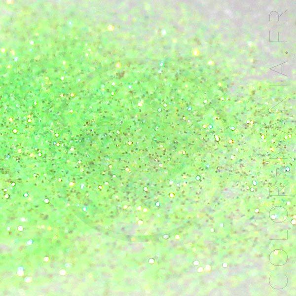 Paillettes 'Glitter Shaker' - Vert UV | Color-Mania