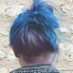 Merci Hekaleesi ! :)- Coloration Cheveux Altantic Blue et Violet - Directions