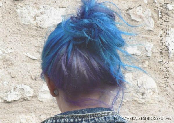 Merci Hekaleesi ! :)- Coloration Cheveux Altantic Blue et Violet - Directions