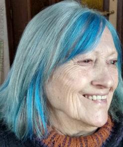 Merci Yvonne :) Coloration Cheveux Bleu Atlantique - Directions | Color-Mania
