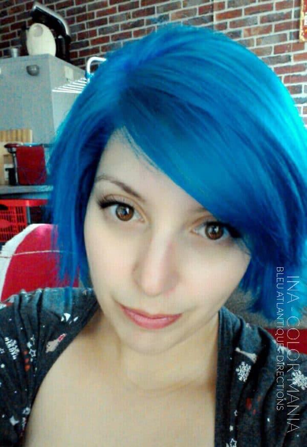 Azul - Gracias Ina :) Hair Color Blue Atlantic - Direcciones