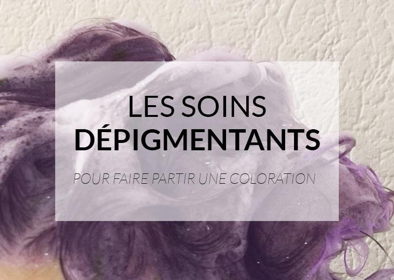 Bien connu Soins cheveux : faire partir une couleur semi-permanente | Color-Mania EY37