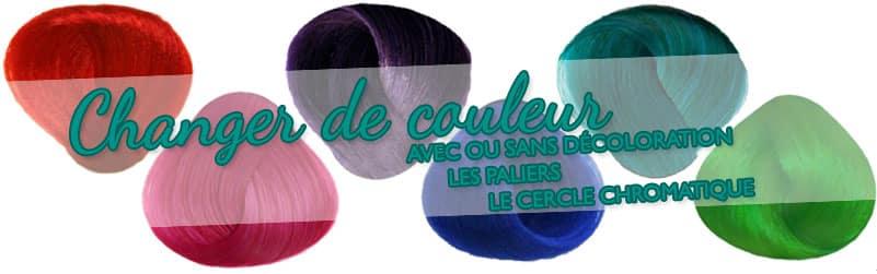changer de couleur de cheveux sans dcolorer color mania - Coloration Sans Dcoloration
