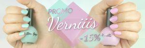 Promo Vernis à Ongles Color-Mani