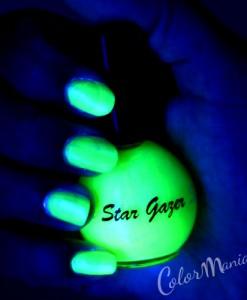 Vernis à Ongles UV Jaune – Stargazer