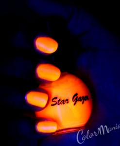 Vernis à Ongles UV Orange – Stargazer