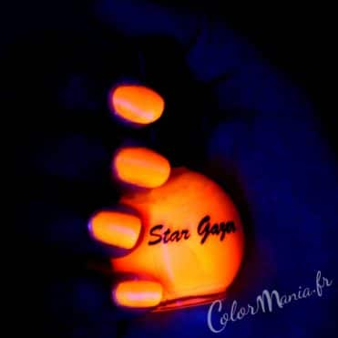 Vernis à Ongles UV Orange – Stargazer