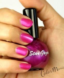 Vernis à Ongles Violet Licorne – Stargazer