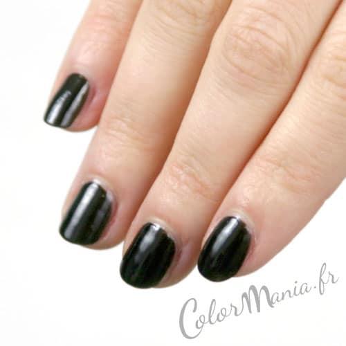 vernis ongles noir is black stargazer color mania. Black Bedroom Furniture Sets. Home Design Ideas