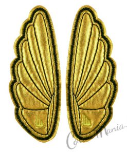 Golden Wings Clips para zapatos Shwings